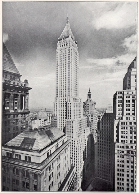 72-story Bank of Manhattan Building opened on Wall Street in May 1930. It was the tallest building in the world for all of X months.