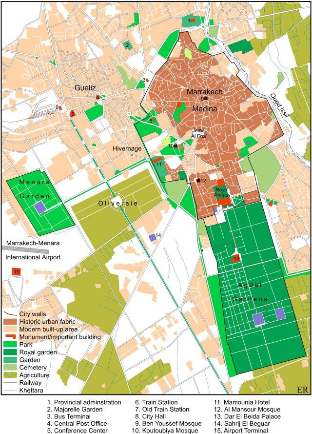 02 Marrakech map 1